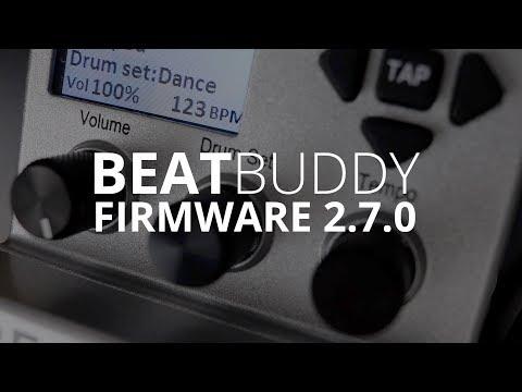 Singular Sound BeatBuddy Drum Machine Pedal | Sweetwater
