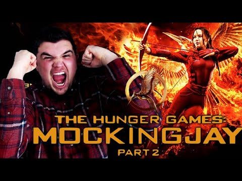 FIRST TIME WATCHING The Hunger Games: Mockingjay Part 2!