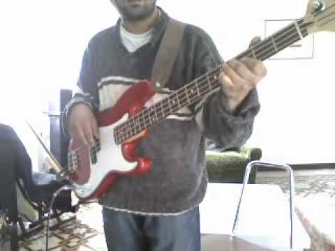Majesty (Delirious) Bass Cover - YouTube
