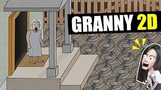 Granny 2D! new House Escape | DevilMeiji