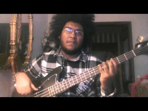 Mayday Parade - Ghosts Bass Cover