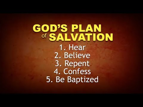 What must I do to be SAVED & to go in The Rapture?