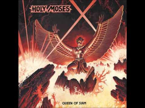 Holy Moses  Queen of Siam Full Album 1986