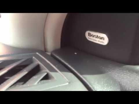 boston acoustics in the hemi magnum youtube. Black Bedroom Furniture Sets. Home Design Ideas