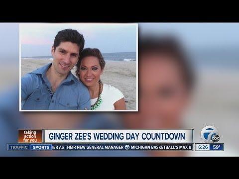 Ginger Zee Marriage Countdown