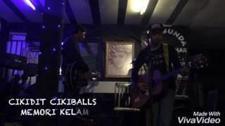 Memori Kelam - Cikidit Cikiballs Poppunk! Live Bandung