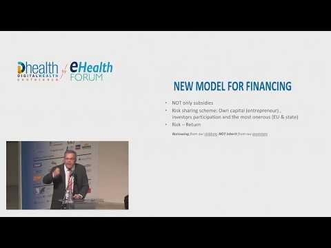 eHealth Forum 2017 - Παντελής Λάμπρου - Lamprou Pantelis - Tools for Funding via the Capital market