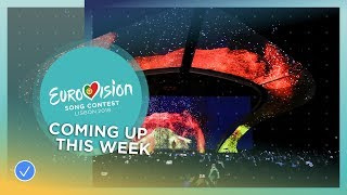 Coming up this week: Eurovision selections from 16 to 22 February