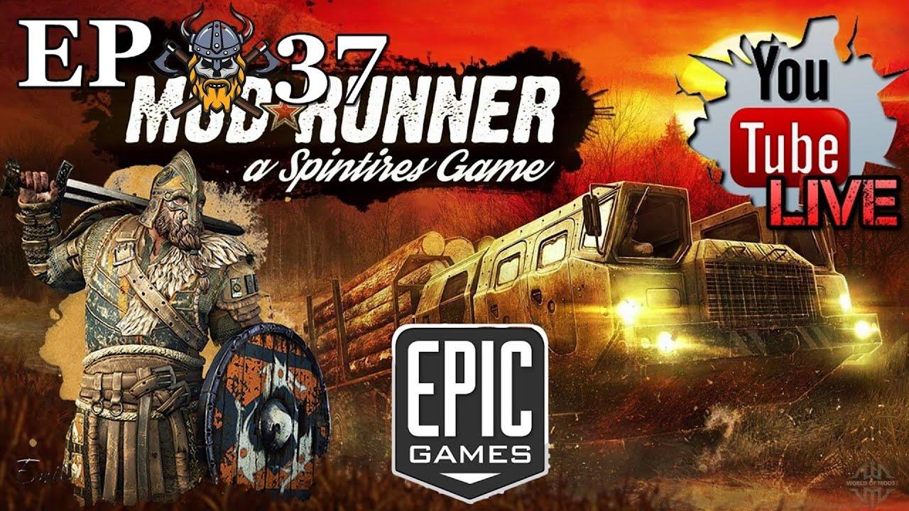 Anunt Important  MudRunner Gratis  Pe Epic Games (Ep 37)