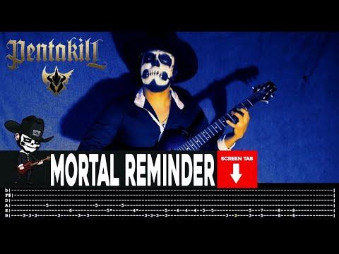 Pentakill - Mortal Reminder (Guitar Cover by Masuka W/Tab)