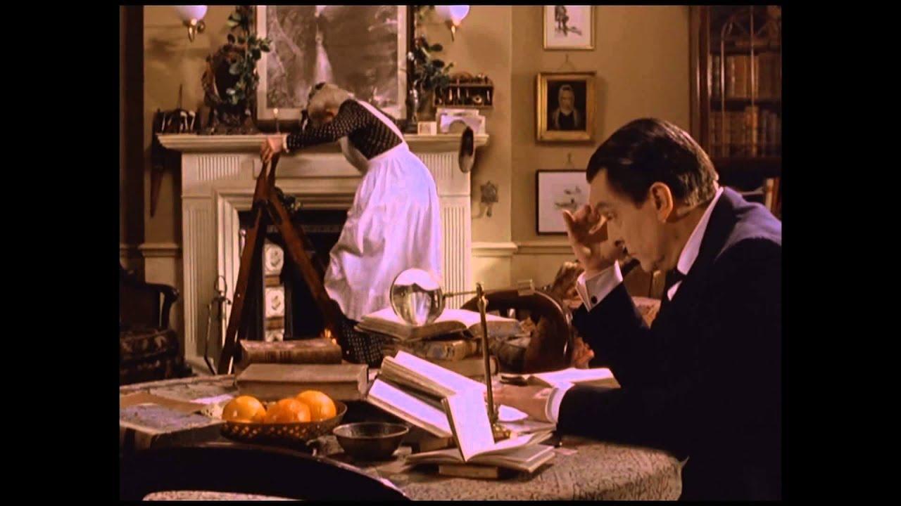Sherlock Holmes [CARD] - 1 (Holmes zu Weihnachten) - YouTube