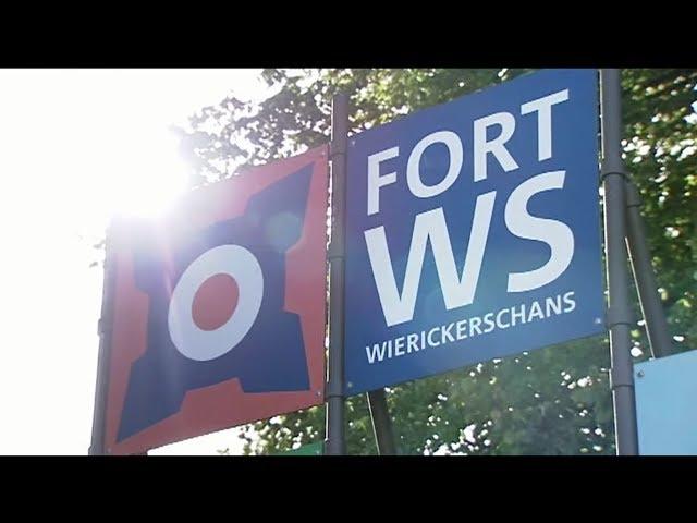 Het Groene Hart: Fort Wierickerschans