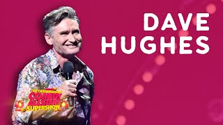 Dave Hughes - 2019 Melbourne International Comedy Festival Opening Night Comedy Allstars Supershow