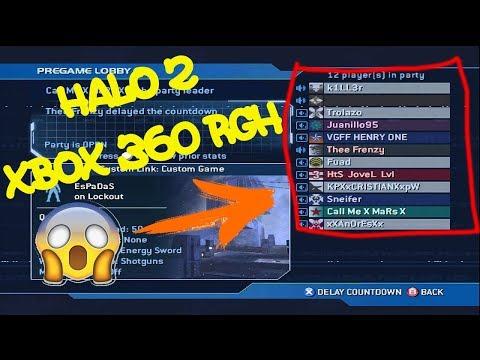 |Tutorial| Como jugar halo 2 en xbox 360 con rgh / Xlink kai