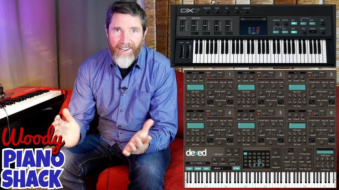 Yamaha DX7 vs the clones | Arturia DX7 V | DEXED VST