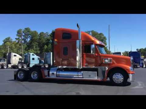 Freightliner Coronado For Sale >> 2015 FREIGHTLINER CORONADO 132 For Sale - YouTube