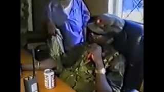 The Execution of former Liberian President Samuel K Doe
