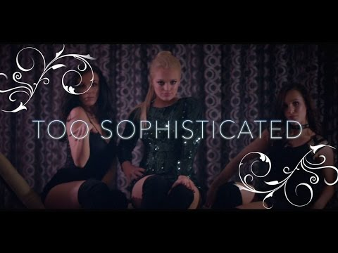 Too Sophisticated by JoAnna Michelle