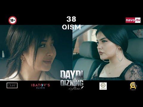 Daydi qizning datari (uzbek serial) 38-qism trailer 10.08.2021