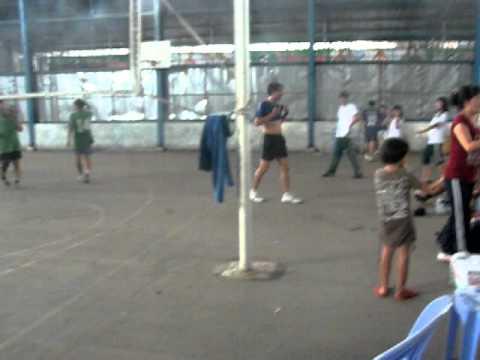 Thiếu Anh dancing - Hội thao giáo viên Ischool Nha Trang
