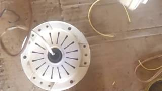 How to fix ceiling fan   Repair normal ceiling fan   How to fix  little problem  ceiling fan