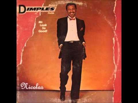 Richard Dimples Fields - Mr Look So Good ( 1982 ) HD