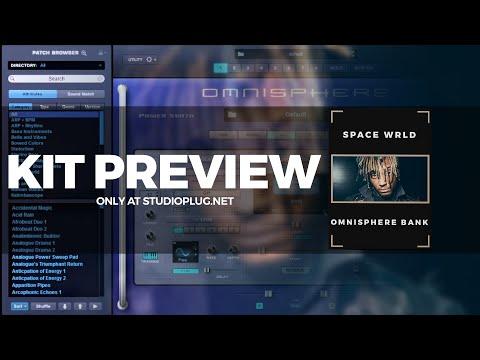 Space Wrld (Omnisphere Bank)