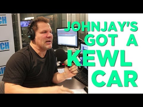 In-Studio Videos - Johnjay Likes His Loaner Car More Than His Regular Car!