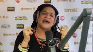 SENA DAGADU  Freestyle @ Selecta Kza Reggae Radio Show 2014