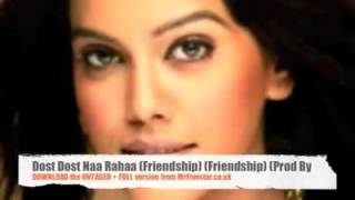 Dost Dost Naa Rahaa (Hip Hop Remix Beat) @MrFivestar2011 - Free Mp3 Download.FLV