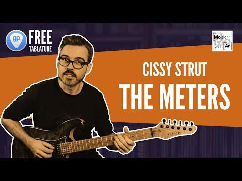 Riff #2: Cissy Strut - The Meters