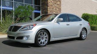 2013 Hyundai Equus смотреть