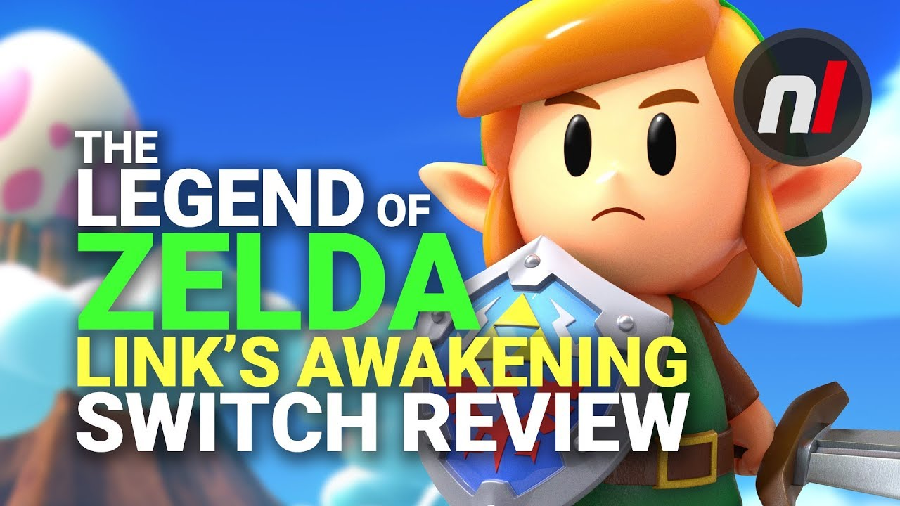 The Legend of Zelda: Link's Awakening Nintendo Switch Review | Is It Worth It? thumbnail