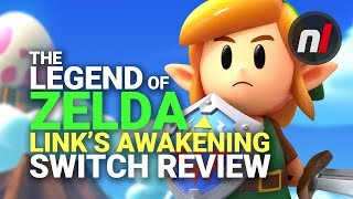The Legend of Zelda: Link's Awakening Nintendo Switch Review | Is It Worth It?