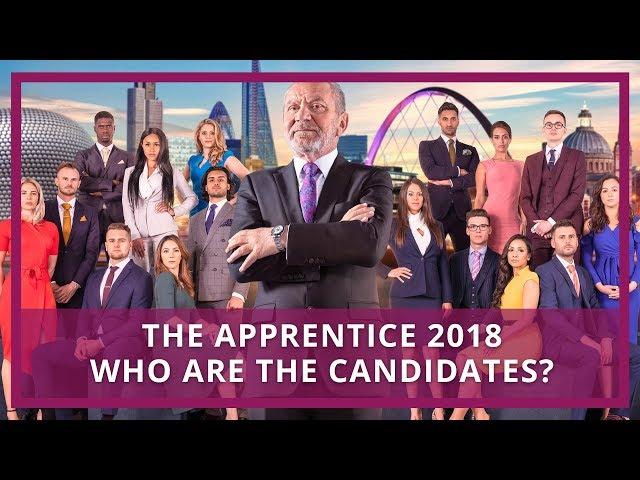 Apprentice candidates dating sites