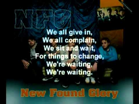 New Found Glory - No News Is Good News