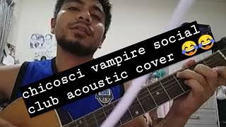 chicosci vampire social club cover