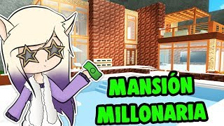MEINE NEUE MANSION IST DIE MOST FACE OF ALL ROBLOX!!