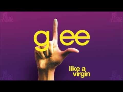 Like A Virgin | Glee [HD FULL STUDIO]