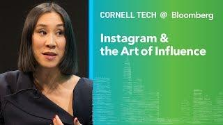 Bloomberg Cornell Tech Series: A Conversation w/ Instagram's Eva Chen - Full Interview