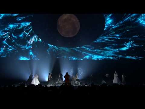 Leo Rojas Epic Show Performance In Barcelona With Dancers And Special Effects