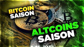 BITCOIN : PRÉPAREZ-VOUS AUX SAISONS DES CRYPTOS ! 🎢