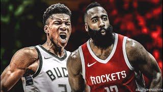 Gambar cover NBA MVP RACE-2019 HARDEN VS GIANNIS STATS