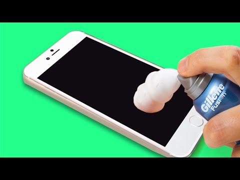 44 GENIUS HACKS FOR YOUR PHONE