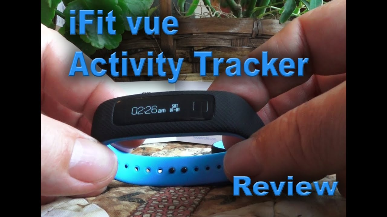 Ifit Vue Wireless Activity Fitness Wrist Band Tracker Review