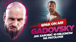6PAK ON AIR - Podcast 006 - Jack GADOVSKY - Jak zarobić na patologii