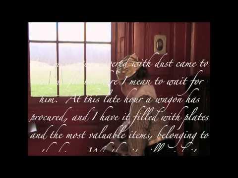 Dolley Madison and the Burning of Washington, DC