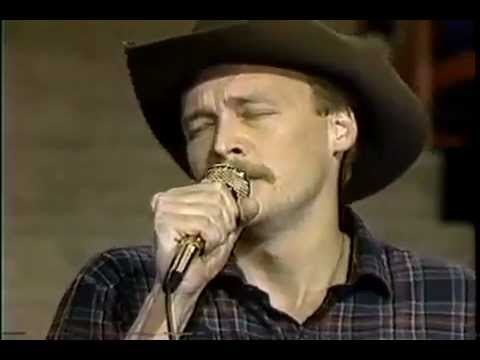 ALAN JACKSON on You Can Be A Star 1986