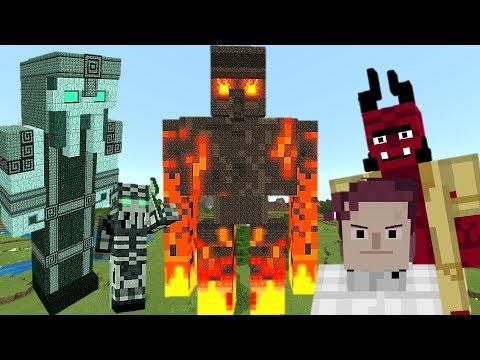 Minecraft: Story Mode Karakterek! - Add-On Bemutató