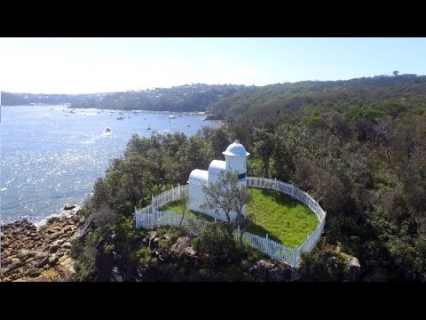 Middle Harbour & Grotto Point Lighthouse | Drone Footage | SSJD